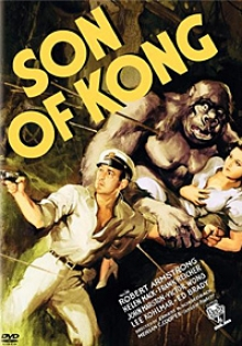 The Son Of Kong film afişi