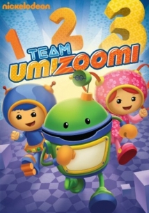 Team Umizoomi film afişi