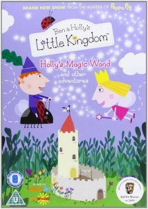 Ben & Holly's Little Kingdom film afişi
