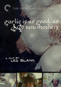 Garlic Is As Good As Ten Mothers film afişi