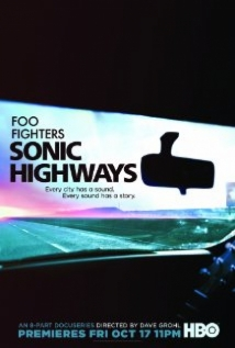 Sonic Highways film afişi