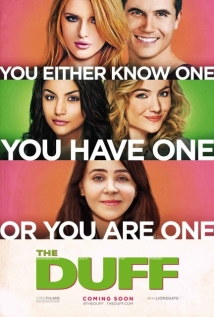The Duff film afişi