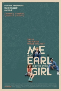 Me And Earl And The Dying Girl film afişi