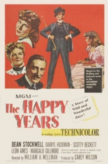 The Happy Years film afişi