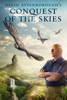 David Attenborough's Conquest Of The Skies 3D film afişi