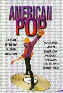 American Pop film afişi