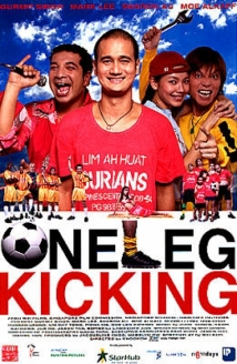 One Leg Kicking film afişi