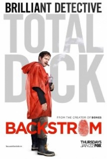 Backstrom film afişi