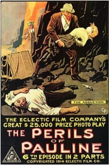 The Perils Of Pauline film afişi