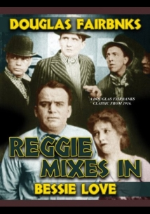 Reggie Mixes In film afişi