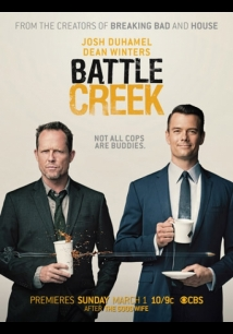 Battle Creek film afişi