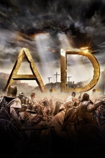 A.d. The Bible Continues film afişi