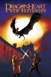 Dragonheart: A New Beginning film afişi