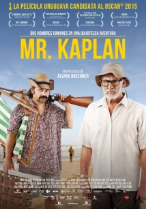 Mr. Kaplan film afişi