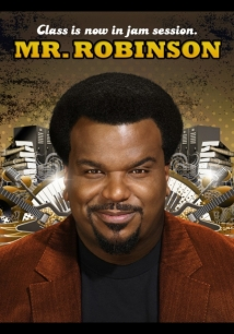 Mr. Robinson film afişi