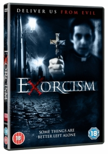 Exorcism film afişi