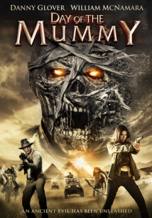 Day Of The Mummy film afişi