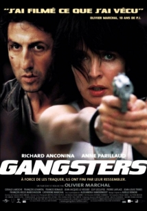 Gangsters film afişi