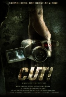 Cut! film afişi