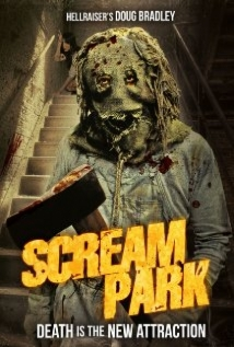 Scream Park film afişi