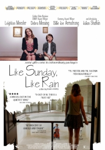 Like Sunday, Like Rain film afişi