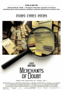 Merchants Of Doubt film afişi