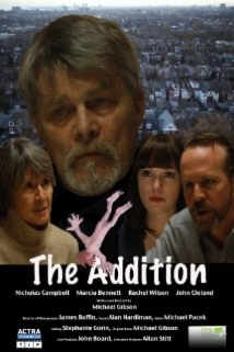 The Addition film afişi