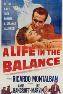 A Life In The Balance film afişi