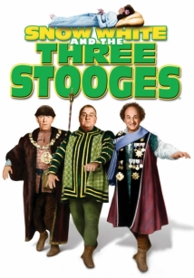 Snow White And The Three Stooges film afişi