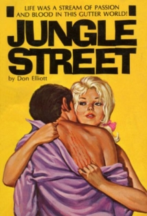 Jungle Street film afişi