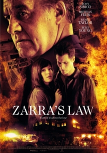 Zarra's Law film afişi