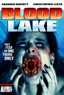 Blood Lake: Attack Of The Killer Lampreys film afişi