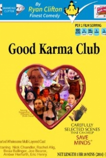 Good Karma Club film afişi