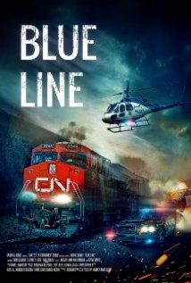 Blue Line film afişi