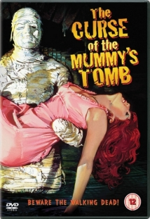 The Curse Of The Mummy's Tomb film afişi