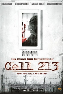 Cell 213 film afişi
