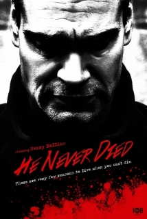 He Never Died film afişi