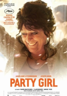 Party Girl film afişi