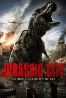 Jurassic City film afişi