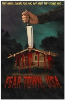 Fear Town, Usa film afişi
