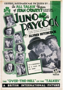 Juno And The Paycock film afişi