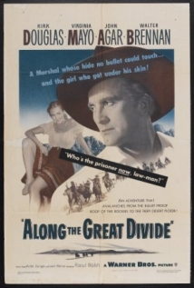 Along The Great Divide film afişi