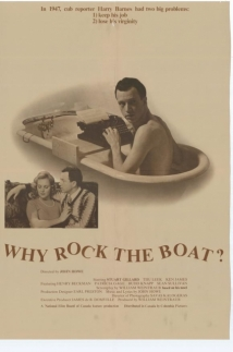 Why Rock The Boat? film afişi