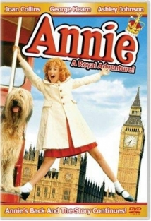 Annie: A Royal Adventure! film afişi