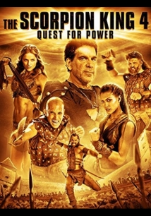 The Scorpion King: The Lost Throne film afişi