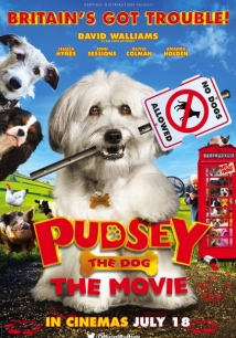 Pudsey The Dog: The Movie film afişi