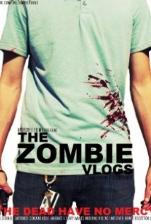 The Zombie Vlogs film afişi