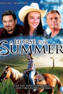 A Horse For Summer film afişi