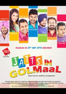 Jatts in Golmaal film afişi
