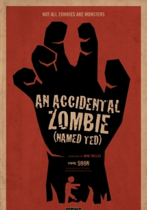 An Accidental Zombie (Named Ted) film afişi
